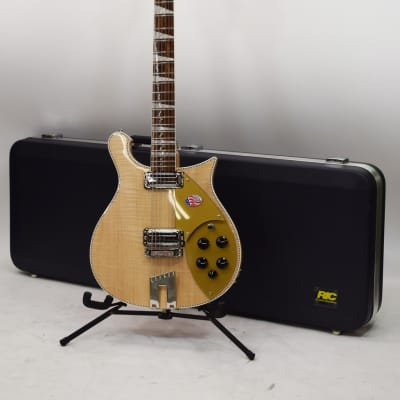 Rickenbacker 660/12 Tom Petty 12-String Electric Guitar with Mapleglo Finish for sale