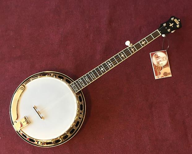 Recording King RK-R25 Madison 5 String Banjo Maple