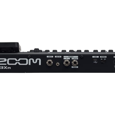Zoom G3Xn Guitar Multi-Effects Processor w/ Expression Pedal