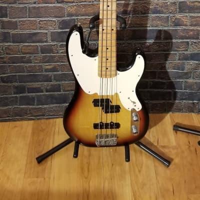 Robin Ranger 4-string Bass 1989 Sunburst for sale