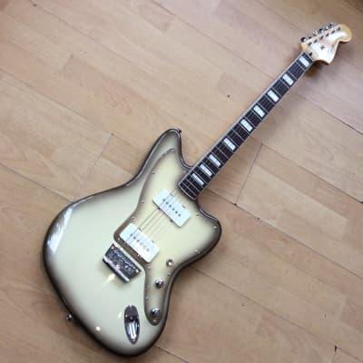 Fender Squier Vintage Modified Baritone Jazzmaster Antigua