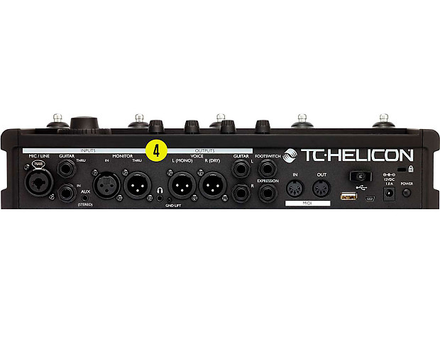 tc helicon voicelive 3 extreme edition proaudiostar reverb. Black Bedroom Furniture Sets. Home Design Ideas