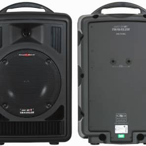 Galaxy Audio AS-TV8U Any Spot Traveler 8 Passive Portable PA