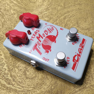 Diaz temodillo tremolo pedal for sale