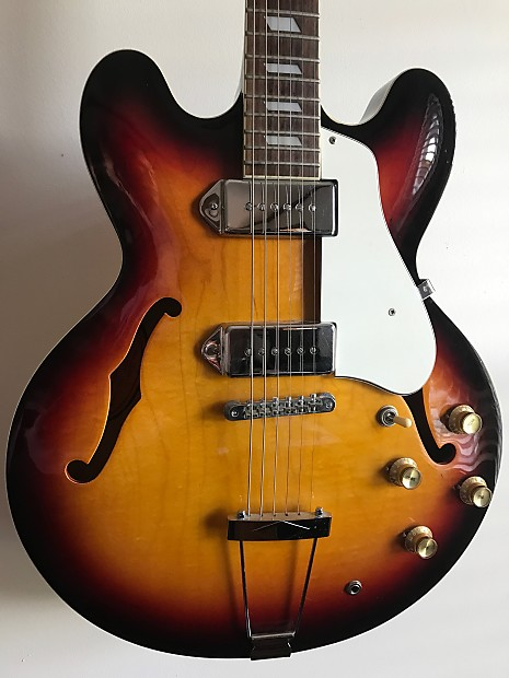 1999 epiphone casino model t casino