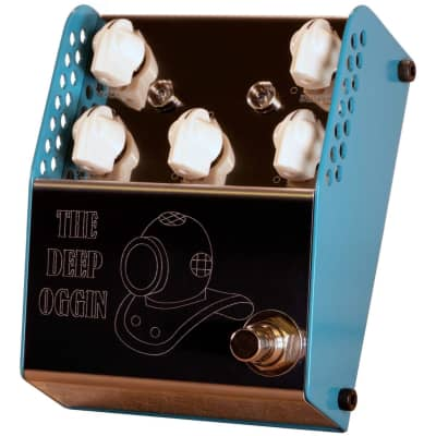 Thorpy FX Deep Oggin Chorus/Vibrato Pedal for sale