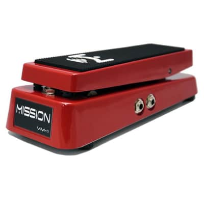 Mission Engineering VM1 Volume Pedal, Red