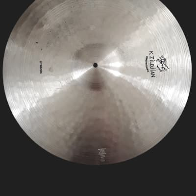 "Zildjian K Constantinople 22"" Bounce Ride  (Video demo)"