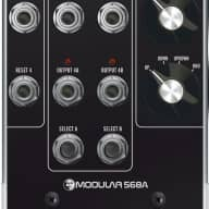 Moon Modular 568A Quad Sequential Trigger Source Assistant Moog Unit MU 5U Synthesizers.Com Format