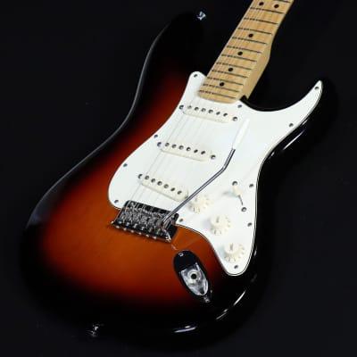 Fender American Standard Stratocaster Upgrade 3Color Sunburst / Maple Fingerboard /1210 for sale