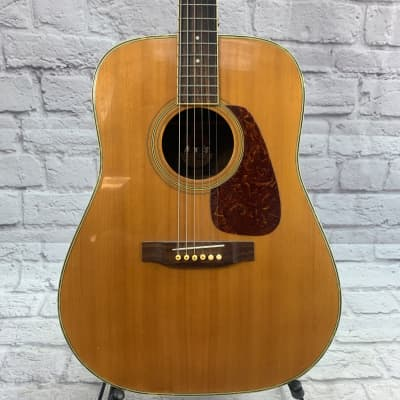 Morris MD514 Acoustic Guitar Korea for sale
