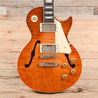 Gibson Memphis ES-LP Faded Light Burst USED