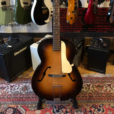 Antoria  Archtop Jazz Acoustic 1950s sunburst for sale