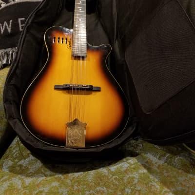 Godin A8 Electric Mandolin Sunburst for sale