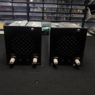 Studio Module Monitora  5708 Pair nearfield monitors(active)