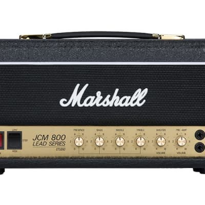 """Marshall SC20H-U 20W all-valve """"2203"""" head with FX loop and DI"""