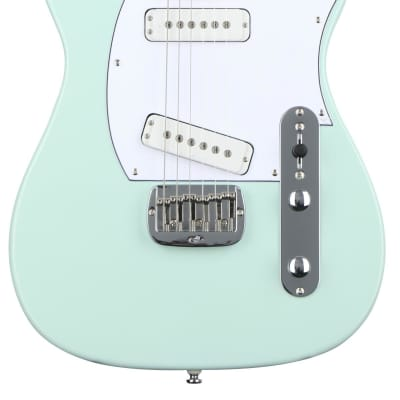 G&L Tribute ASAT Special Electric Guitar - Surf Green for sale
