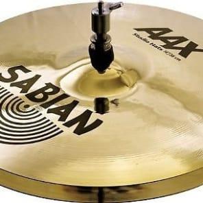 "Sabian 14"" AAX Studio Hi-Hat (Top)"