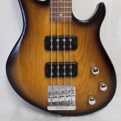 Gibson EB Bass 4 String T 2017 Satin Vintage Sunburst Electric Bass Guitar w/Gig Bag for sale