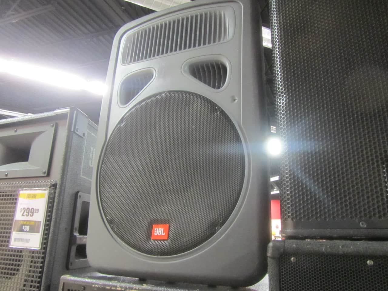 jbl eon g2 power sub reverb. Black Bedroom Furniture Sets. Home Design Ideas