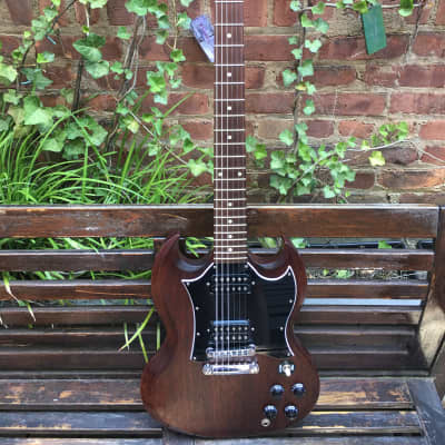 Gibson SG Special 2012 - Worn Brown