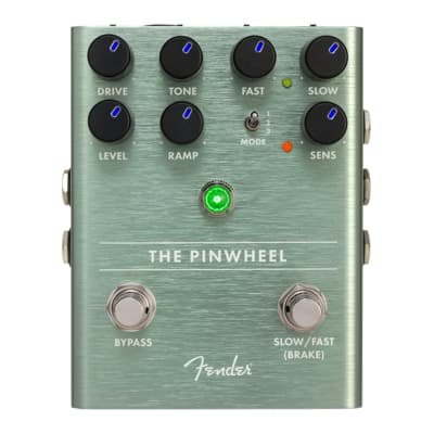 Fender Pinwheel Rotary Speaker Emulator for sale