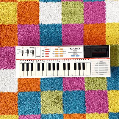 Casio PT-82 32-Key Mini Synthesizer