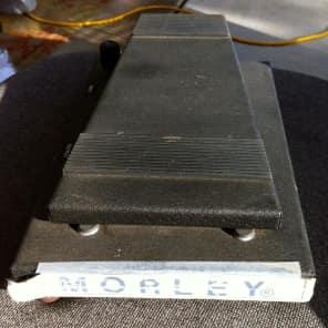 RARE VINTAGE MORLEY VOLUME PEDAL PASSIVE EV5-VC DUAL GUITAR EFFECT PEDAL for sale