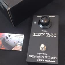 Emanating Fist Electronics (D*A*M) Black Dust 2014