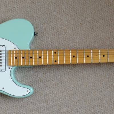 G&L Tribute ASAT Special 2019 Surf Green Collect Only no P&P for sale