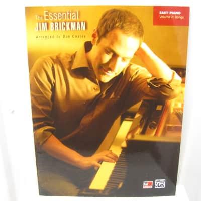 Jim Brickman The Essential Volume 2: Songs Sheet Music Song Book Songbook