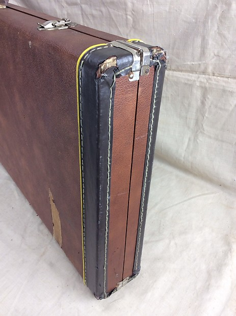 used gibson usa explorer hard shell electric guitar case reverb