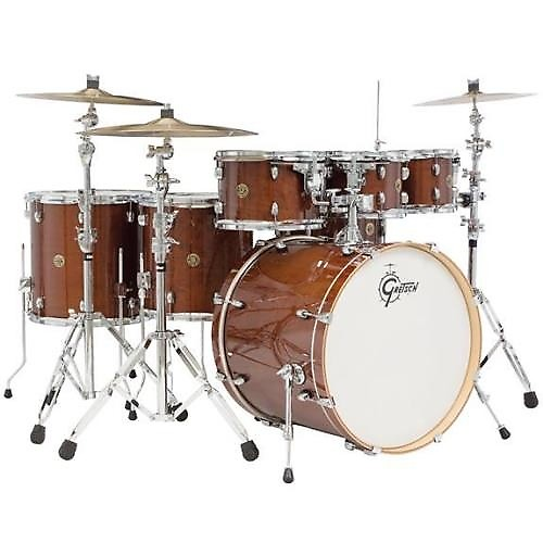 gretsch catalina maple 6 pc shell pack w free additional reverb. Black Bedroom Furniture Sets. Home Design Ideas