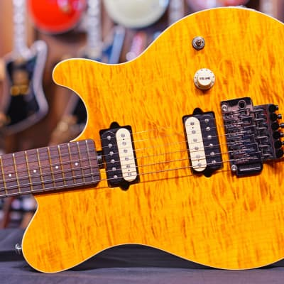Ernie Ball Music Man Axis Translucent Gold for sale