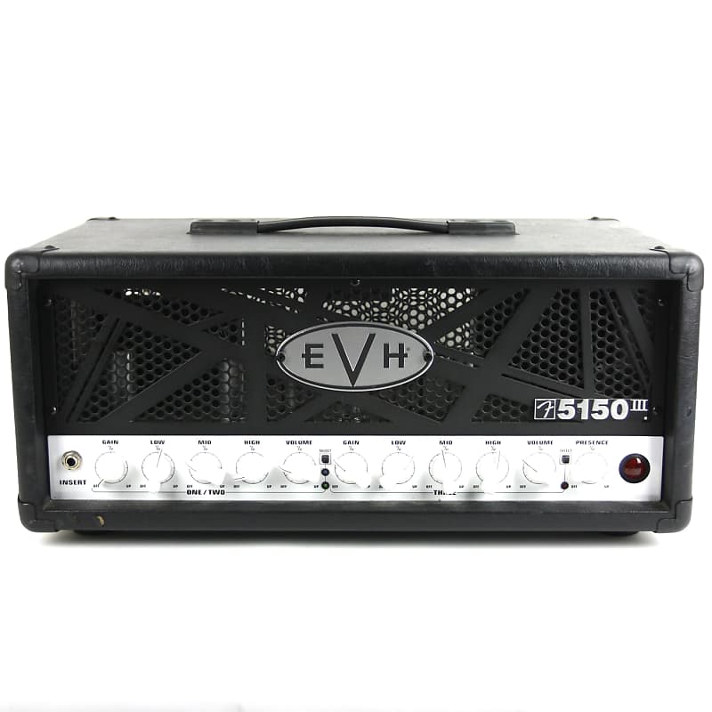 2010s evh 5150 iii 50w head thunder road guitars pdx reverb. Black Bedroom Furniture Sets. Home Design Ideas