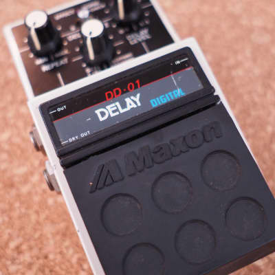 Maxon DD-01 Digital Delay for sale