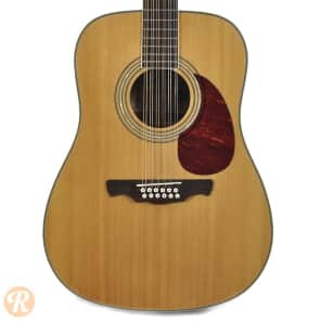 Alvarez AD-60S 12-String Natural