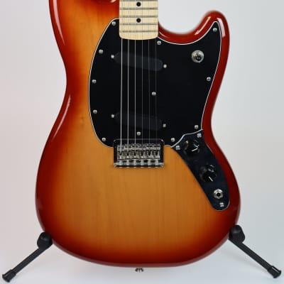 Used 2021 Fender Classic Mustang Sienna Sunburst