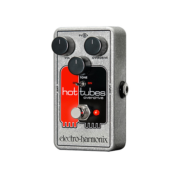overdrive guitar effects pedal 8th street music reverb. Black Bedroom Furniture Sets. Home Design Ideas
