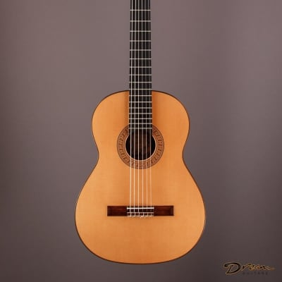 1987 Douglas Ching Classical, Brazilian Rosewood/Spruce for sale