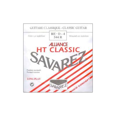 Savarez Alliance 544R 4th Classic Guitar String