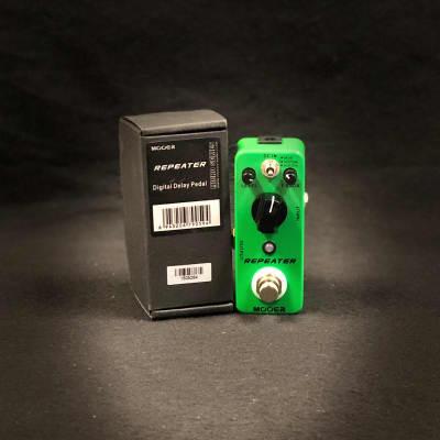Mooer Repeater Digital Delay Micro Pedal