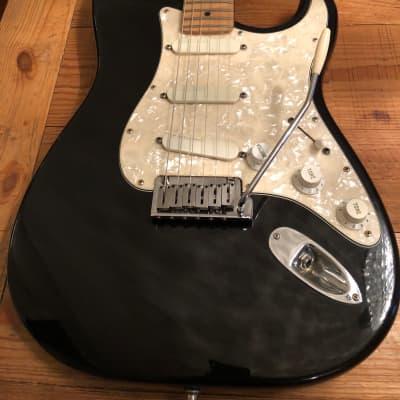 Fender Strat Plus Deluxe 1994 Mystic Black for sale
