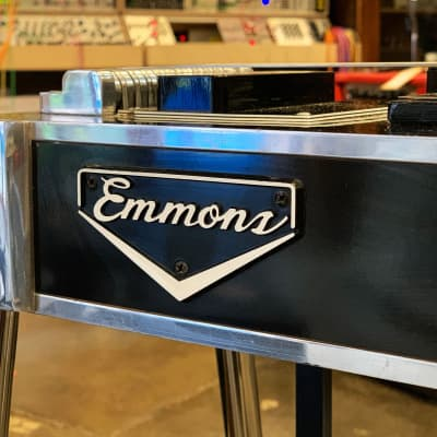 Emmons Black Rock S-10 Single Ten for sale