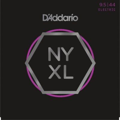 D'Addario NYXL Electric Guitar Strings   Super Light Plus