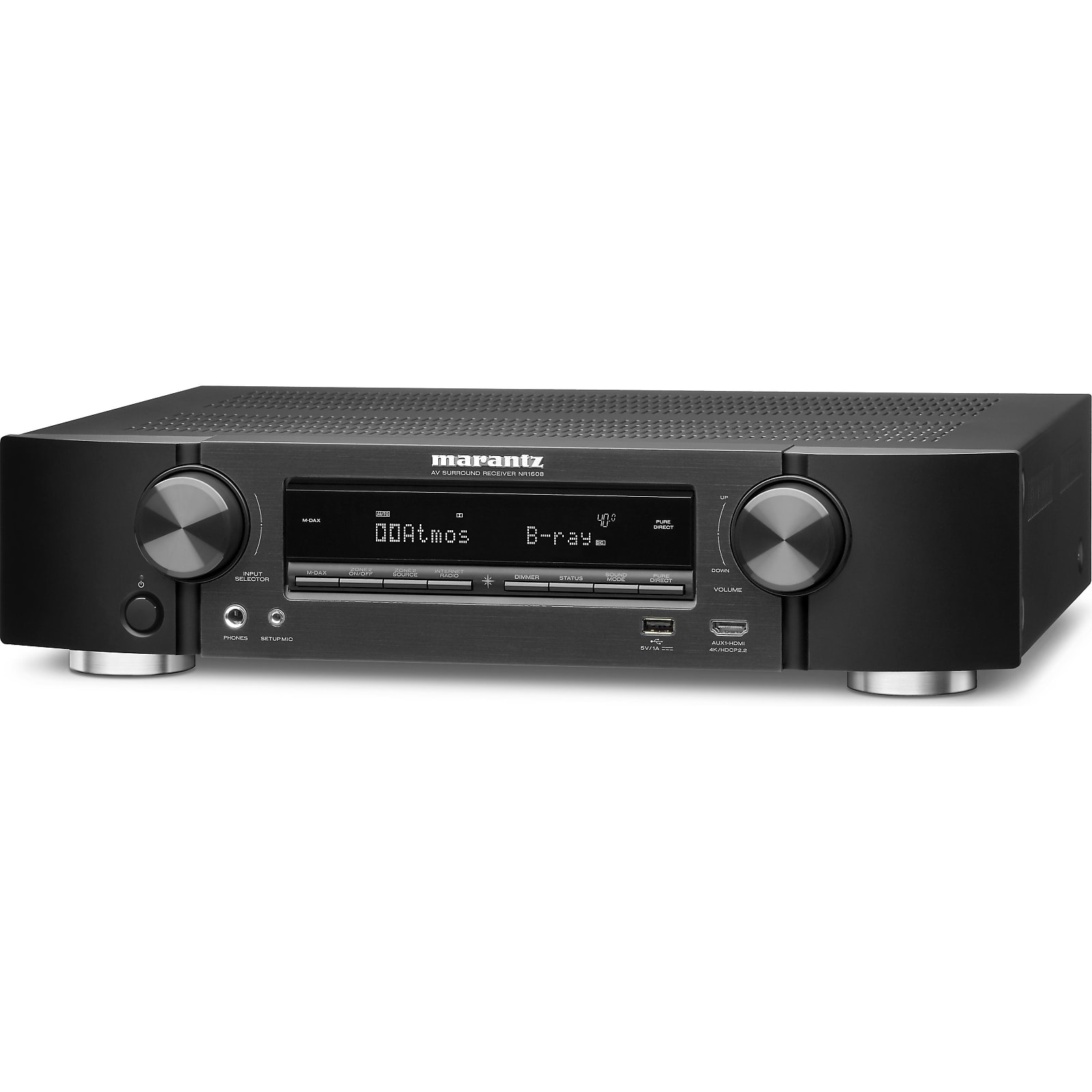 Marantz NR1608 7 2-Channel Home Theater Receiver