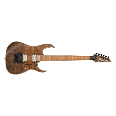 Ibanez RGEW520MCW-NTF RG Exotic Wood Natural Flat 2019