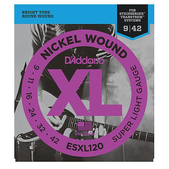 d 39 addario esxl120 double ball end electric guitar strings reverb. Black Bedroom Furniture Sets. Home Design Ideas