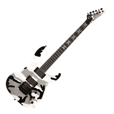 ESP LTD Jeff Hanneman Signature Urban Camo 2014