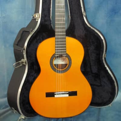 Amalio Burguet Negra 008 Classical Guitar 2017 Natural w/ Hardcase for sale